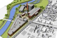 CPS Energy Mission Road Power Plant