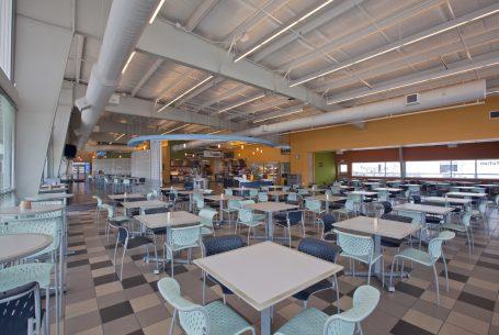 Boeing Cafeteria