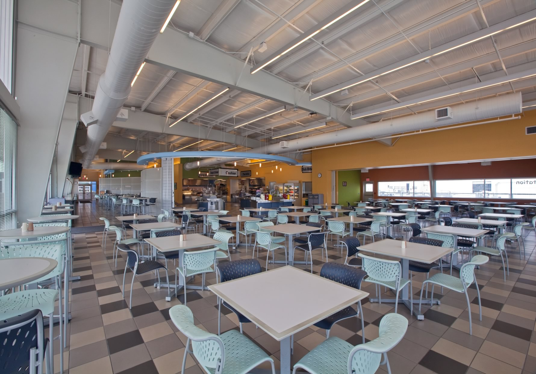 Boeing Cafeteria Projects Douglas Architects
