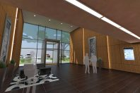 Prominent Pointe Lobby Renovation