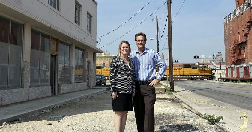 Douglas Architects Moves to Near East Side Location